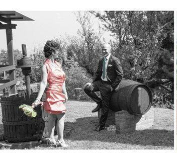 Il matrimonio di Lara e Fabio a Erbusco, Brescia 6