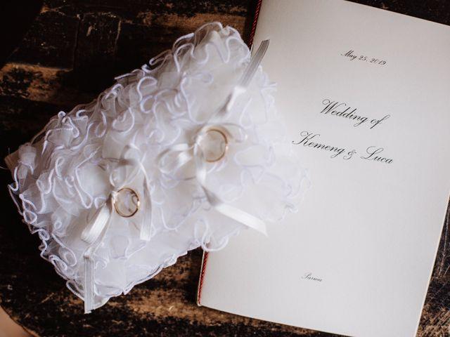 Il matrimonio di Luca e Kemeg a Parma, Parma 16