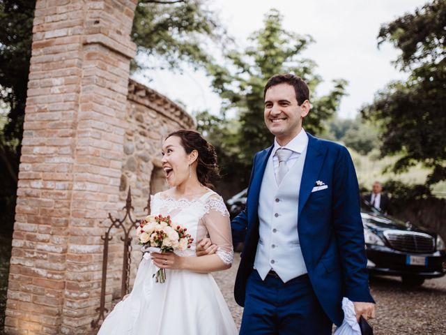 Il matrimonio di Luca e Kemeg a Parma, Parma 50