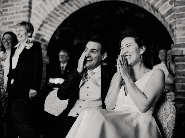 Il matrimonio di Luca e Kemeg a Parma, Parma 62