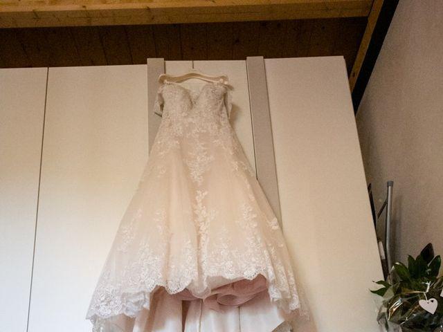 Il matrimonio di Vincenzino e Monica a Ziano Piacentino, Piacenza 8