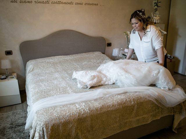 Il matrimonio di Vincenzino e Monica a Ziano Piacentino, Piacenza 22