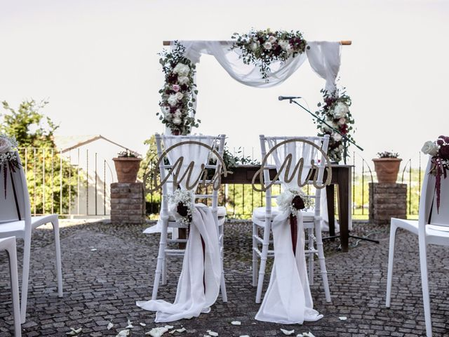 Il matrimonio di Vincenzino e Monica a Ziano Piacentino, Piacenza 31