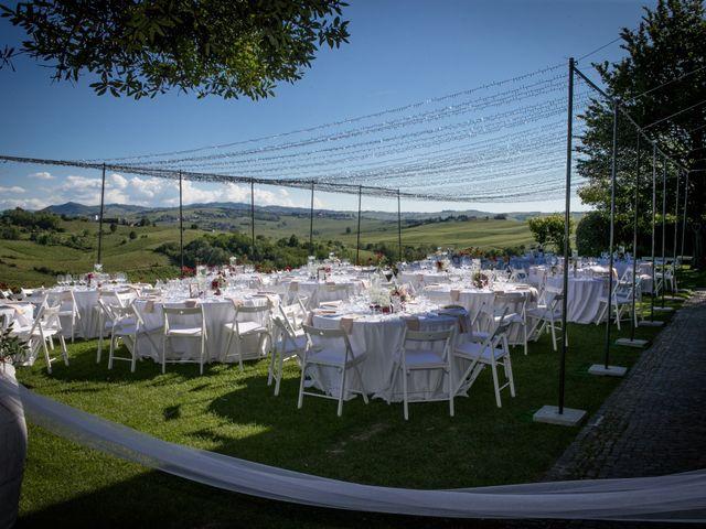Il matrimonio di Vincenzino e Monica a Ziano Piacentino, Piacenza 32