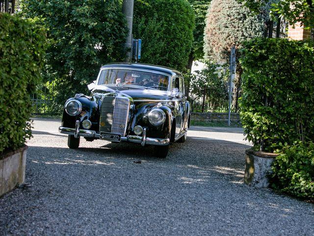 Il matrimonio di Vincenzino e Monica a Ziano Piacentino, Piacenza 34