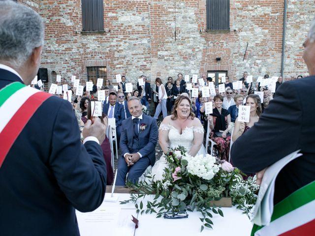 Il matrimonio di Vincenzino e Monica a Ziano Piacentino, Piacenza 38