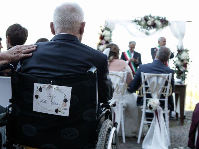 Il matrimonio di Vincenzino e Monica a Ziano Piacentino, Piacenza 39