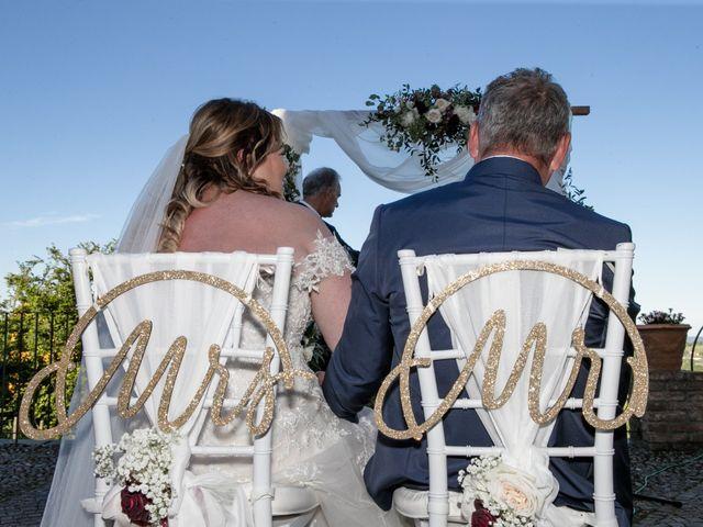Il matrimonio di Vincenzino e Monica a Ziano Piacentino, Piacenza 40