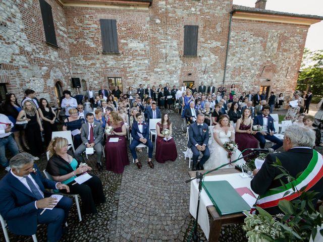 Il matrimonio di Vincenzino e Monica a Ziano Piacentino, Piacenza 42