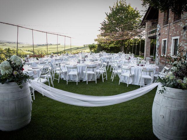 Il matrimonio di Vincenzino e Monica a Ziano Piacentino, Piacenza 54