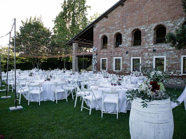 Il matrimonio di Vincenzino e Monica a Ziano Piacentino, Piacenza 57