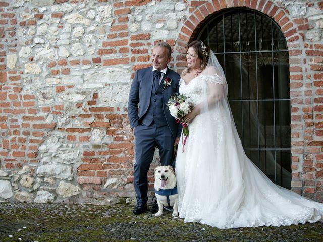 Il matrimonio di Vincenzino e Monica a Ziano Piacentino, Piacenza 1