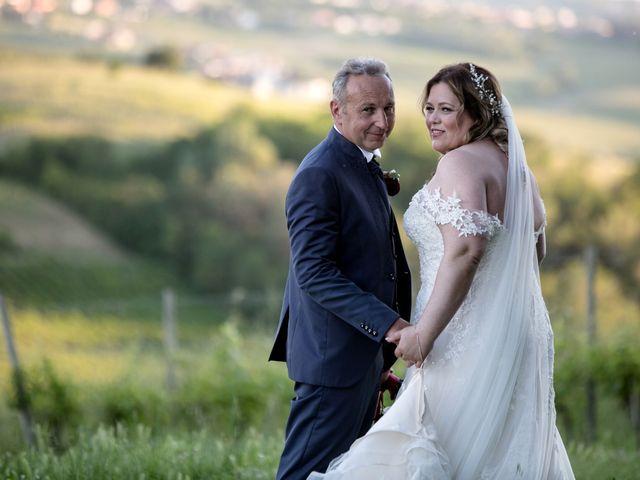 Il matrimonio di Vincenzino e Monica a Ziano Piacentino, Piacenza 63