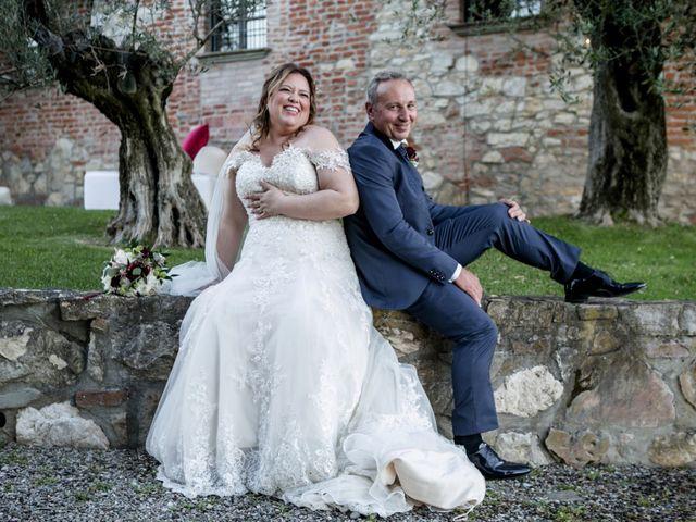 Il matrimonio di Vincenzino e Monica a Ziano Piacentino, Piacenza 65