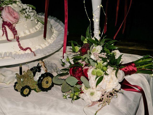 Il matrimonio di Vincenzino e Monica a Ziano Piacentino, Piacenza 71