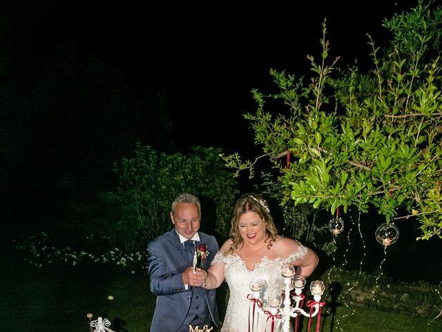 Il matrimonio di Vincenzino e Monica a Ziano Piacentino, Piacenza 72