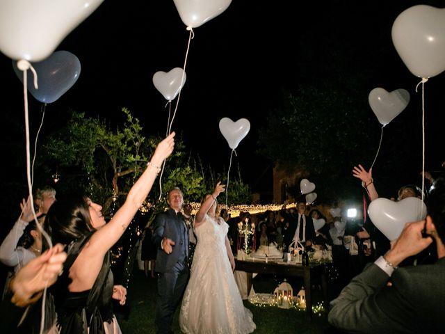 Il matrimonio di Vincenzino e Monica a Ziano Piacentino, Piacenza 73