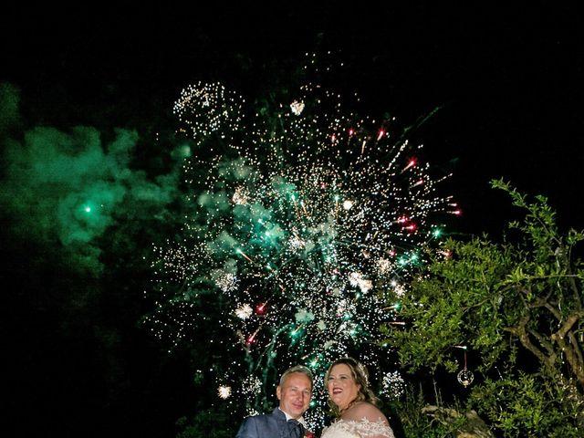Il matrimonio di Vincenzino e Monica a Ziano Piacentino, Piacenza 74