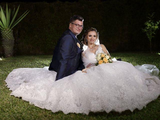 Le nozze di Giusi e Fabio
