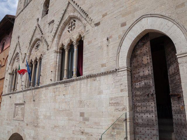 Il matrimonio di Andrea e Olga a Todi, Perugia 3