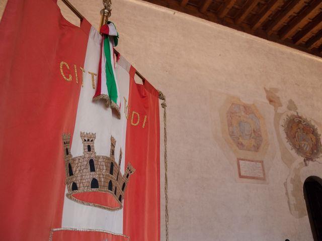 Il matrimonio di Andrea e Olga a Todi, Perugia 5