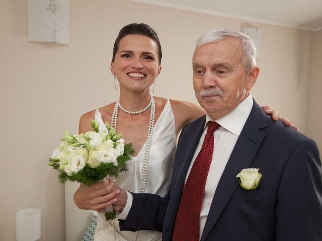 Il matrimonio di Andrea e Olga a Todi, Perugia 8