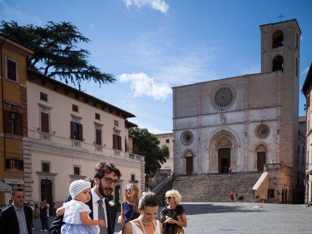 Il matrimonio di Andrea e Olga a Todi, Perugia 12