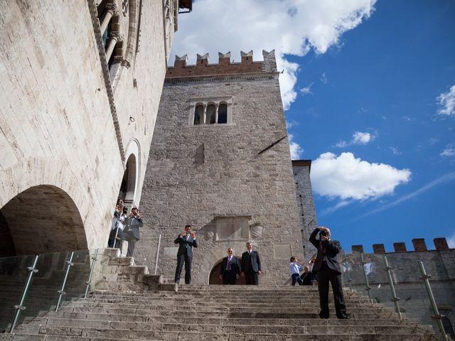 Il matrimonio di Andrea e Olga a Todi, Perugia 13