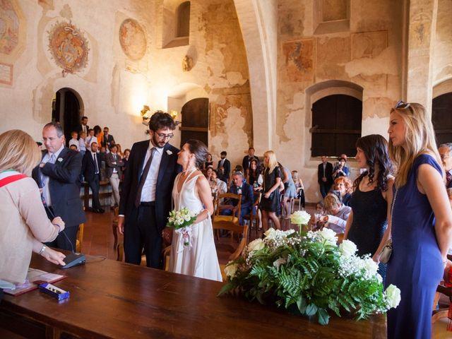 Il matrimonio di Andrea e Olga a Todi, Perugia 16