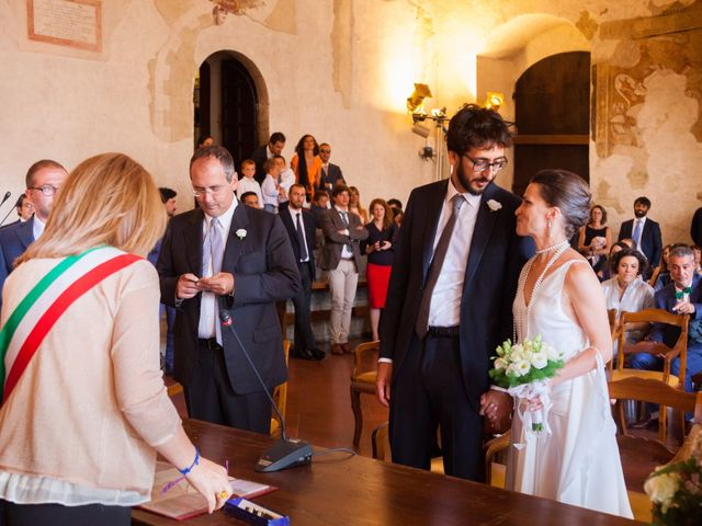 Il matrimonio di Andrea e Olga a Todi, Perugia 17