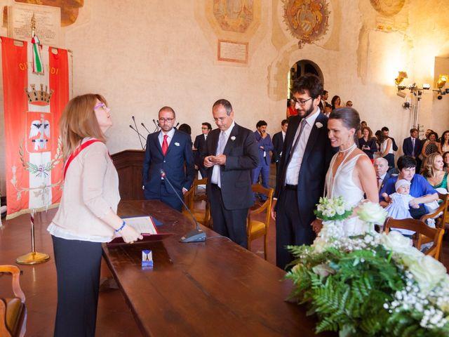 Il matrimonio di Andrea e Olga a Todi, Perugia 18