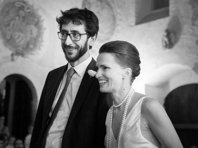 Il matrimonio di Andrea e Olga a Todi, Perugia 19