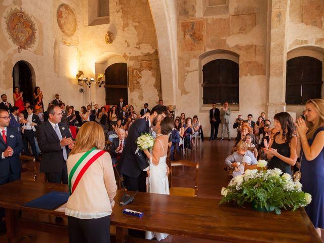 Il matrimonio di Andrea e Olga a Todi, Perugia 22