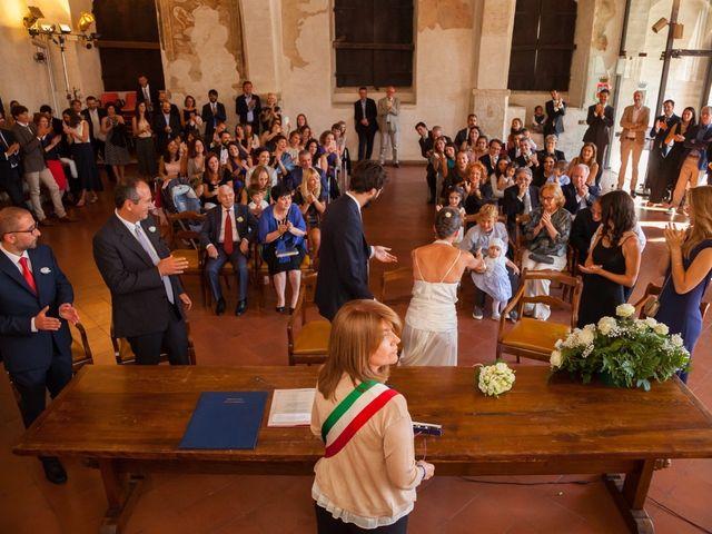 Il matrimonio di Andrea e Olga a Todi, Perugia 23