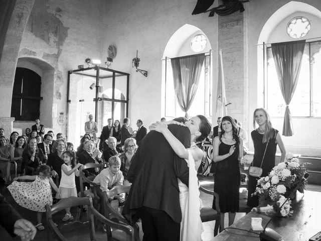 Il matrimonio di Andrea e Olga a Todi, Perugia 1
