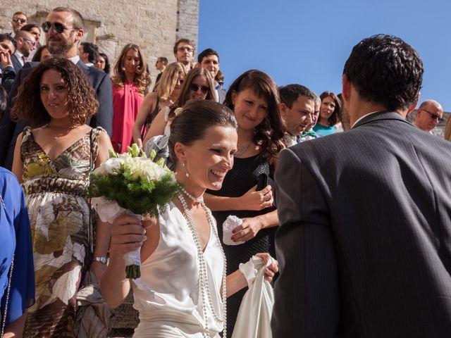 Il matrimonio di Andrea e Olga a Todi, Perugia 28