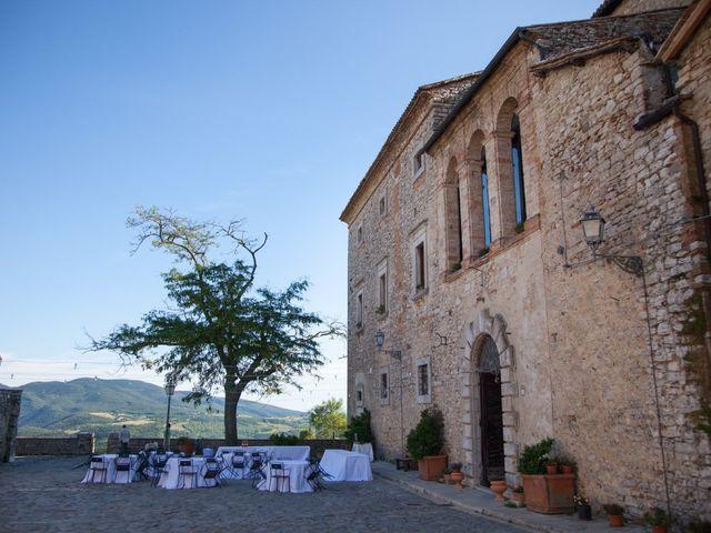 Il matrimonio di Andrea e Olga a Todi, Perugia 30