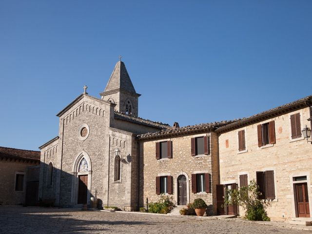 Il matrimonio di Andrea e Olga a Todi, Perugia 32