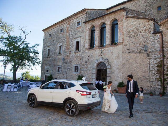 Il matrimonio di Andrea e Olga a Todi, Perugia 33