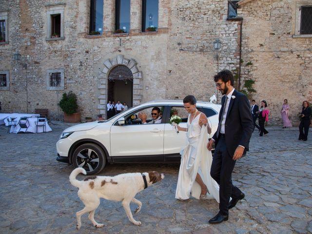 Il matrimonio di Andrea e Olga a Todi, Perugia 34