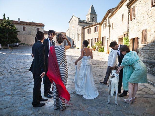 Il matrimonio di Andrea e Olga a Todi, Perugia 35