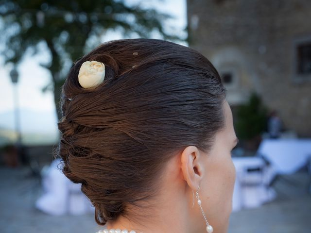 Il matrimonio di Andrea e Olga a Todi, Perugia 36
