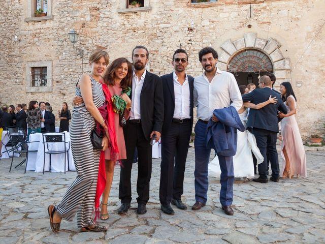 Il matrimonio di Andrea e Olga a Todi, Perugia 41