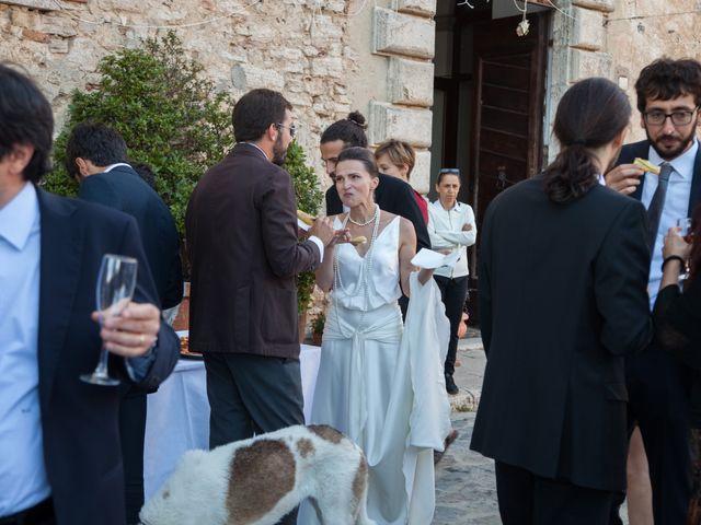 Il matrimonio di Andrea e Olga a Todi, Perugia 42