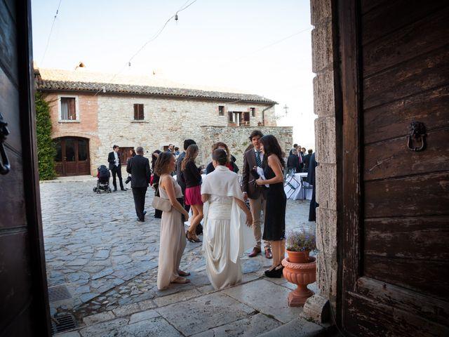 Il matrimonio di Andrea e Olga a Todi, Perugia 43