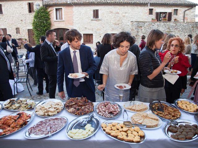 Il matrimonio di Andrea e Olga a Todi, Perugia 46