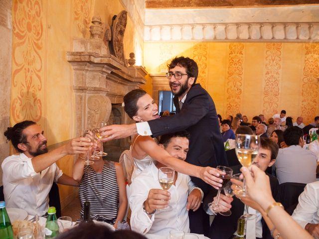 Il matrimonio di Andrea e Olga a Todi, Perugia 49