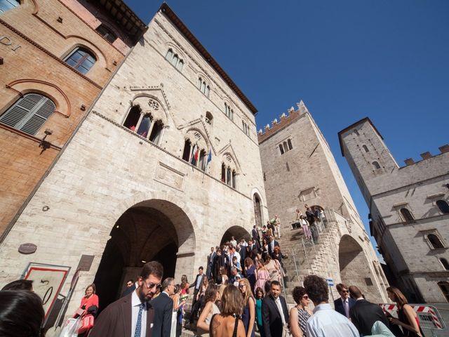 Il matrimonio di Andrea e Olga a Todi, Perugia 51