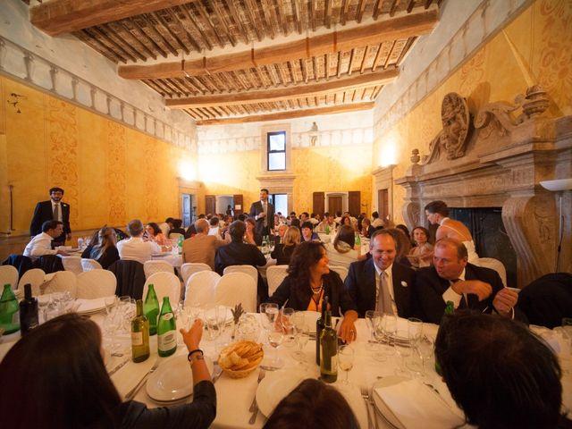 Il matrimonio di Andrea e Olga a Todi, Perugia 54