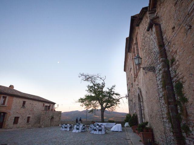 Il matrimonio di Andrea e Olga a Todi, Perugia 55